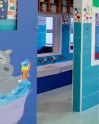 Aseos Escuela Infantil