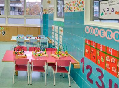 Aulas Escuela Infantil