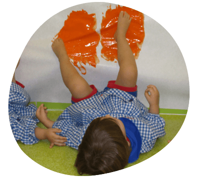 estimulación sensorial infantil