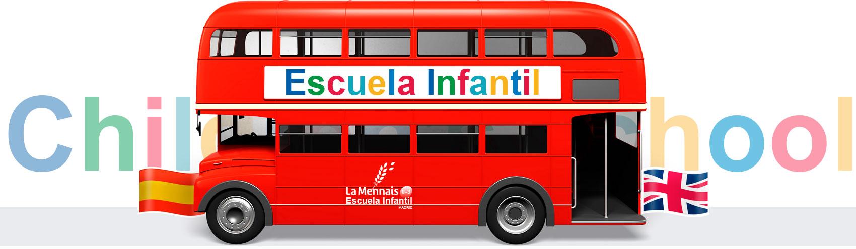 Inglés Escuela Infantil