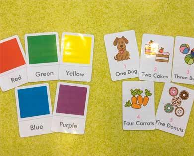 inglés en educación infantil